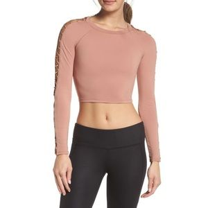 Alo Yoga Highline Fitted Top NEW
